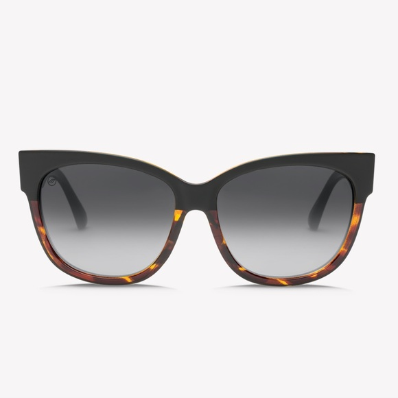 Electric Danger Cat two tone sunglasses